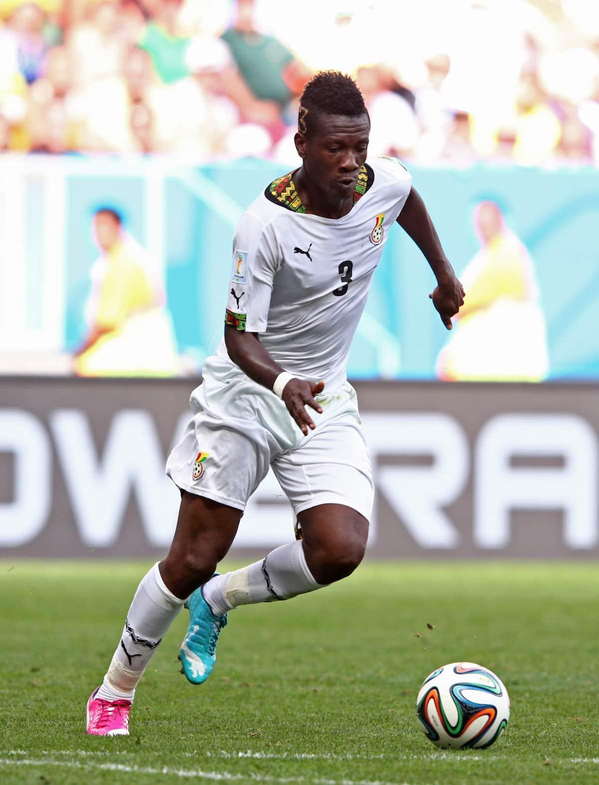 Former Sunderland striker and Ghana legend Asamoah Gyan reportedly goes bankrupt