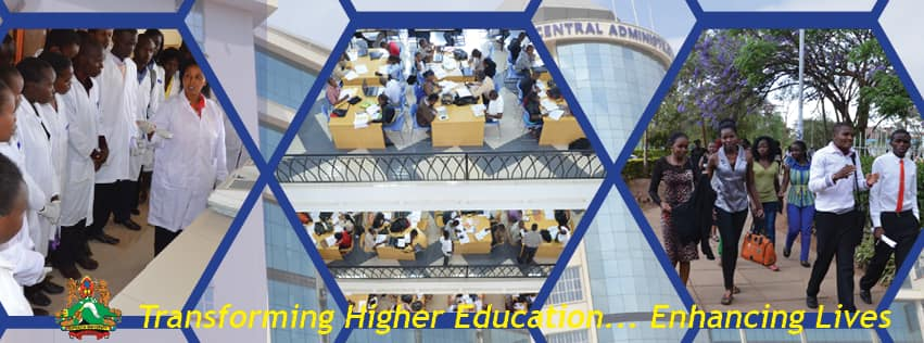 D+ courses in Kenyatta University