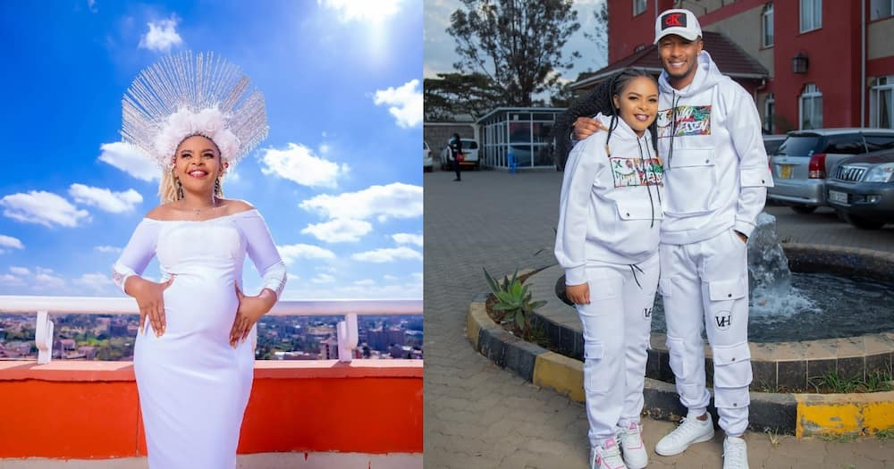 Gospel singer Size 8 thanks fans for their prayers after she lost her unborn baby.