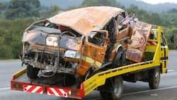 Londiani: 5 Dead, 7 Injured As Matatu Loses Control After Tyre Burst on Kericho-Nakuru Highway