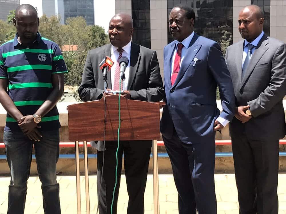 Jubilee MP Maina Kamanda throws weight behind ODM candidate for Kibra