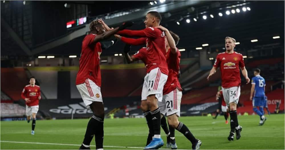 Greenwood Scores Winner as Man United Break Stubborn Brighton at Old Trafford