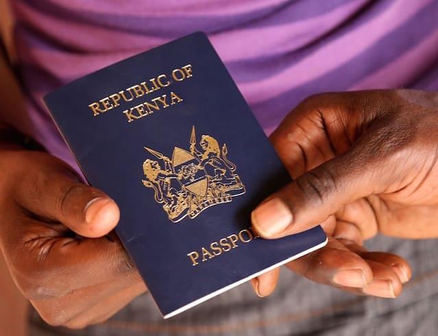 countries that get visa on arrival in Kenya