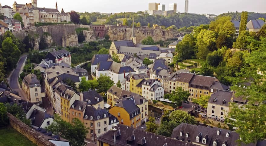Luxembourg to make public transport free for all