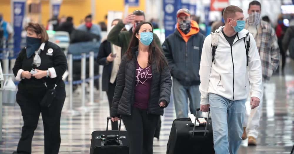 Man found living in airport for 3 months due to fear of COVID-19