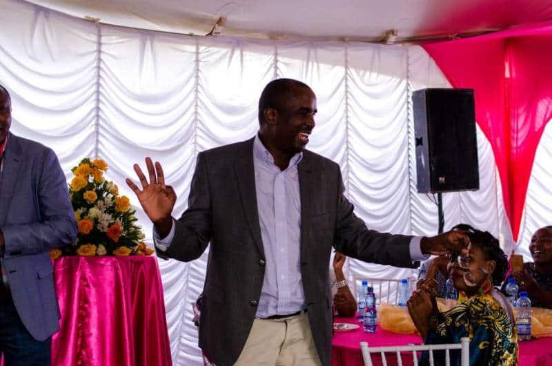 Gavana Waiguru amsifu mpenzi wake baada ya kumuokoa katika Seneti