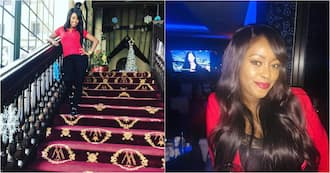 Lilian Muli meets her baby daddy weeks after calling him community husband