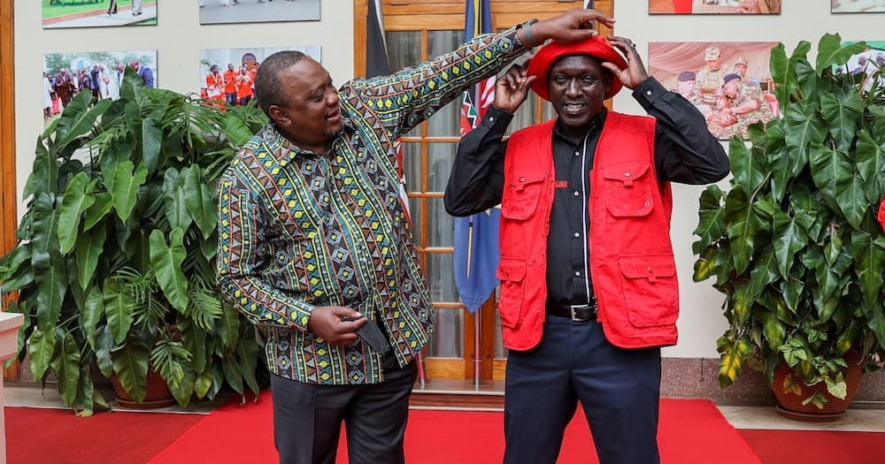 NIS Ilionya Rais Uhuru Kuwa Jubilee Itabwagwa na UDA Kiambaa