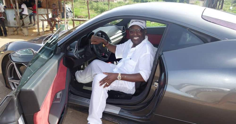 Chris Kirubi's Car Collection Worth Over K Sh 90 Million