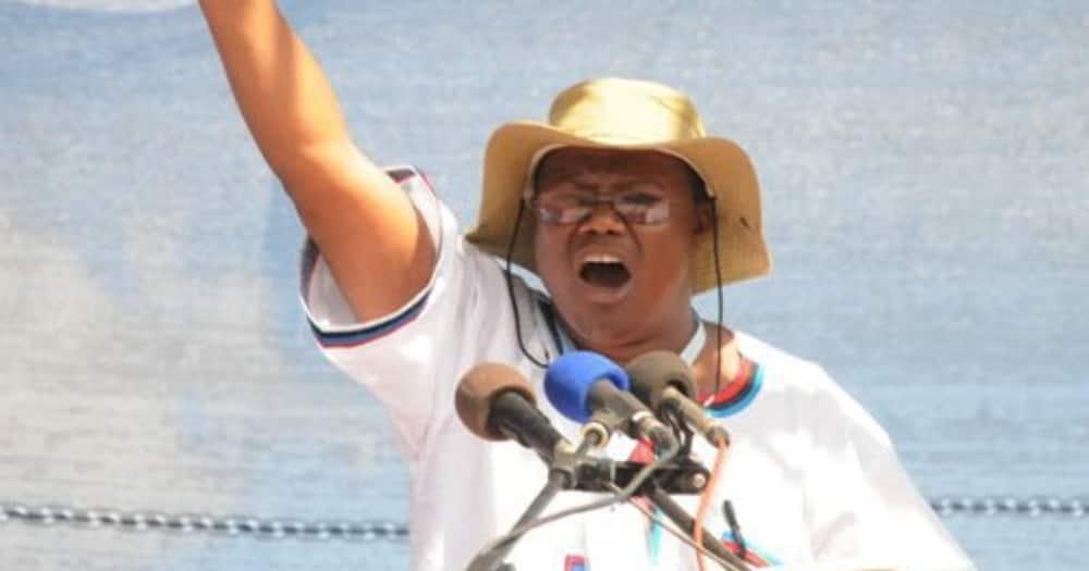 Rais Magufuli awataka Watanzania kuendelea kuchapa kazi baada ya kukabidhiwa cheti cha ushindi