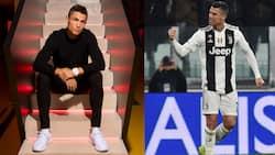 Ronaldo beats rival Messi to prestigious end of year record
