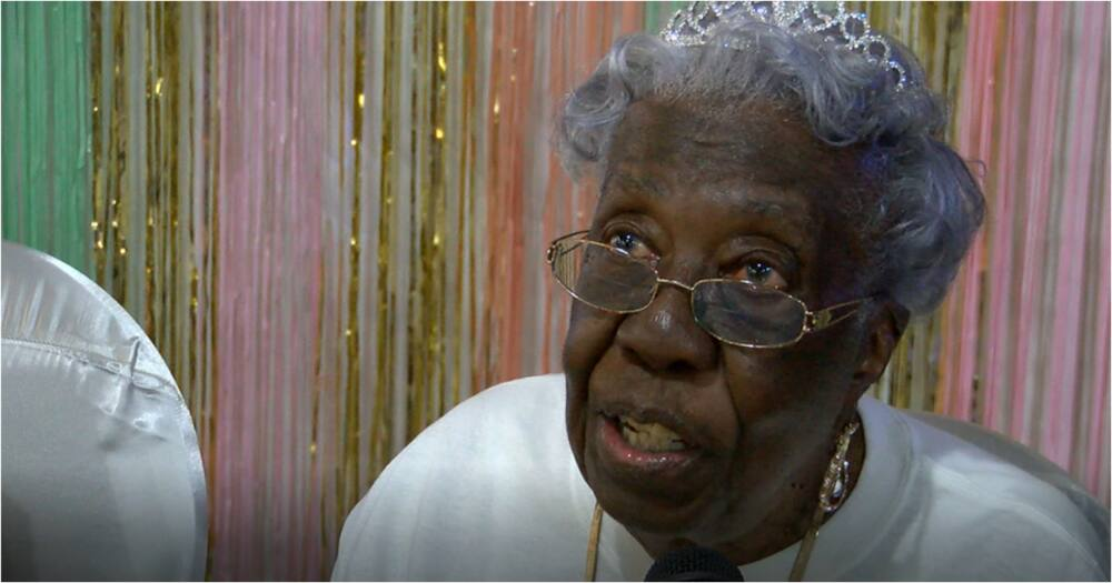 Woman Celebrating 102nd Birthday Says Minding her Own Business Key to Long Life