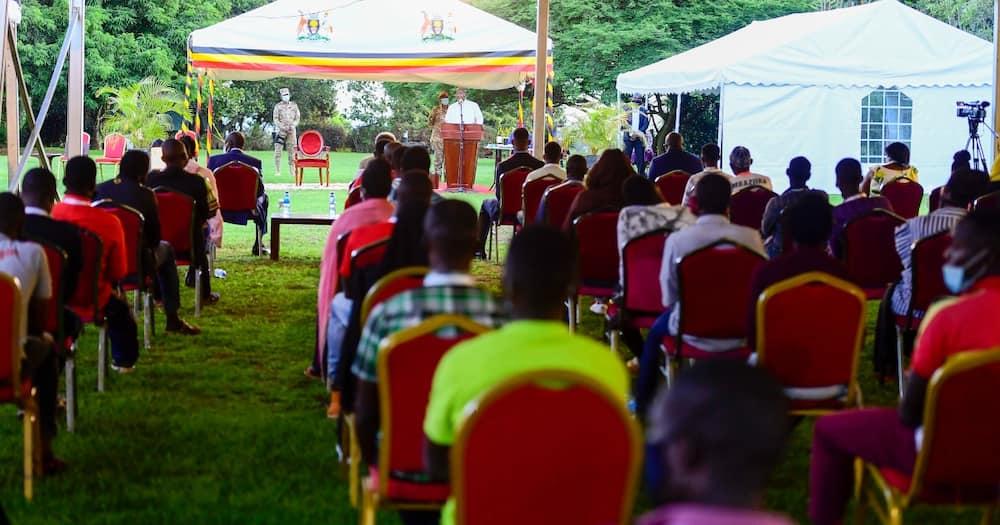 Yoweri Museveni Hosts Bobi Wine's Allies for Ceasefire Talks