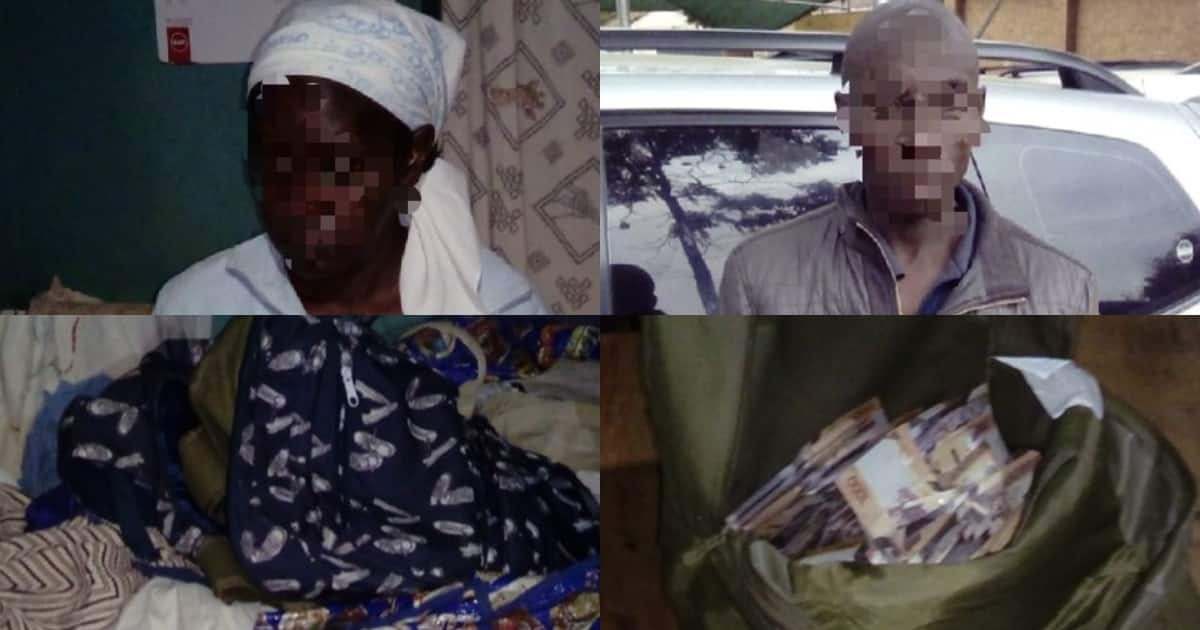 Suspect arrested in KSh 72m heist, over KSh 2m found in his grandmother's home