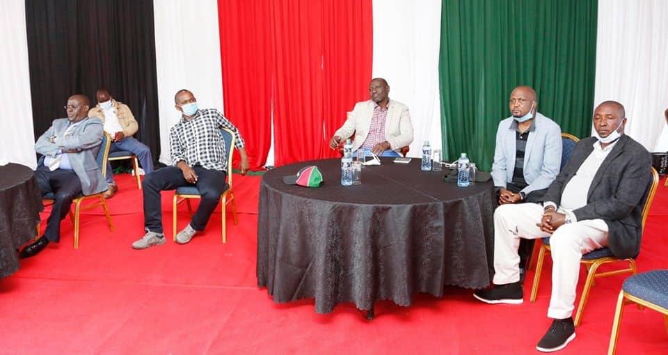 Moses Kuria asimulia siku alimuokoa Uhuru baada ya zogo KICC