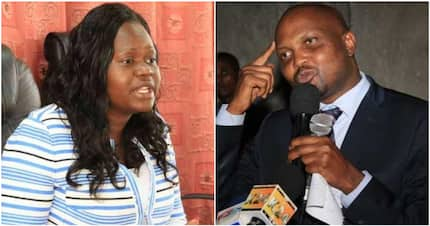 "Moses Kuria makes fun of Uhuru's ""mshenzi"" tag, tells ODM MP to stop bothering him"