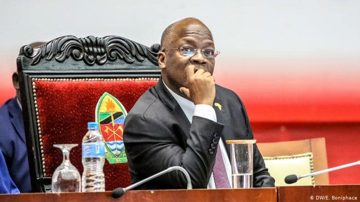Magufuli asks Tanzanias to fast, pray for 3 days to fend off COVID-19
