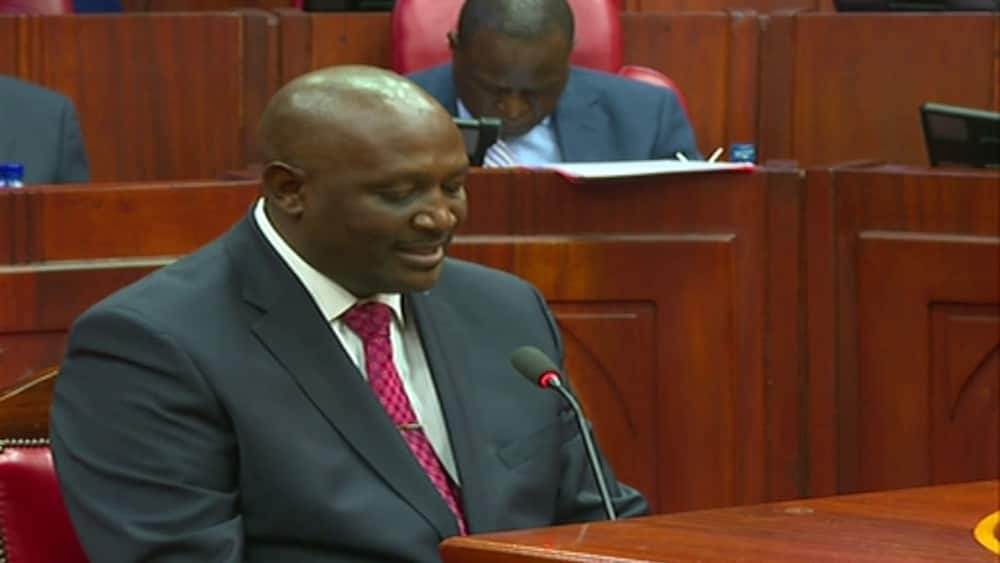 MPs fault IG Mutyambai's directive on road clearance for VIPs