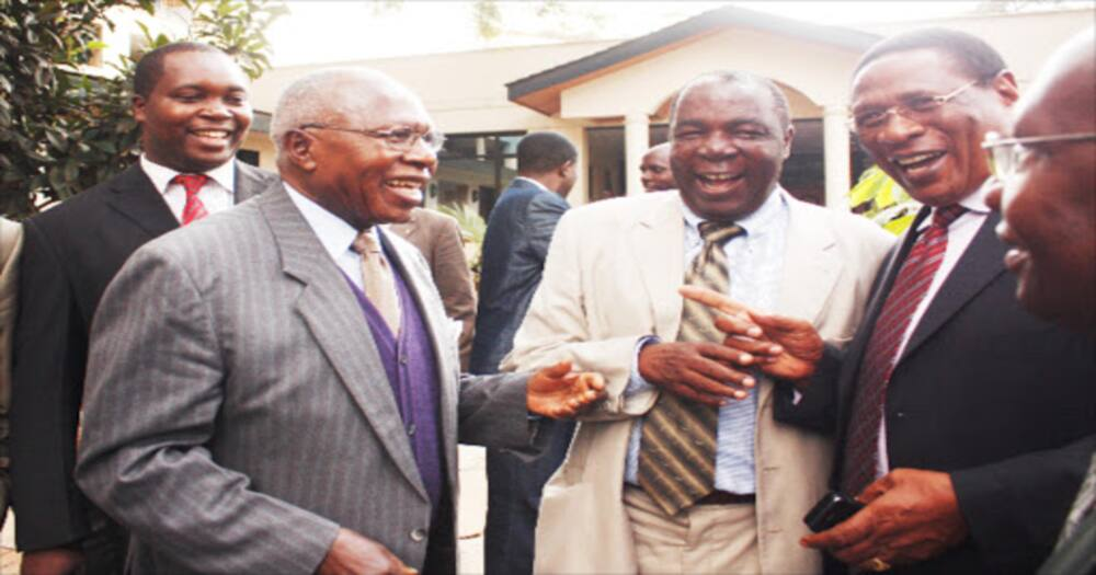 Kenyan former politicians who have died since 2021 began