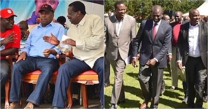 William Ruto returns to Western Kenya after Mudavadi, Gideon Moi visit