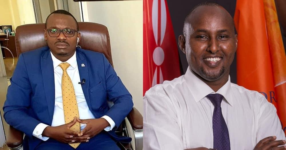 Junet Mohamed, Lawyer Steve Ogolla Ugly Exchanged Words Online Over BBI Ruling
