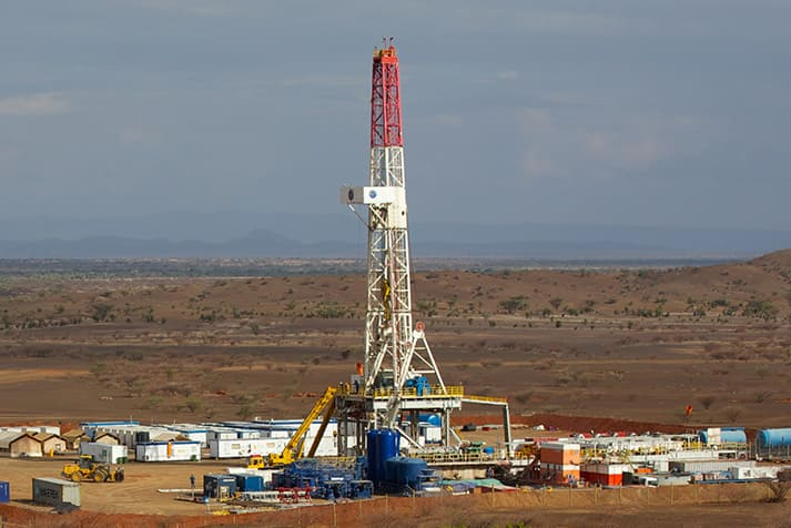 Kenya's dream of becoming oil producer in jeopardy as Tullow plunges into financial crisis