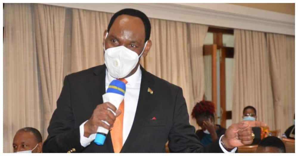 Ezekiel Mutua Says Most Kenyans Are Corrupt, Only Lack Opportunity to Steal