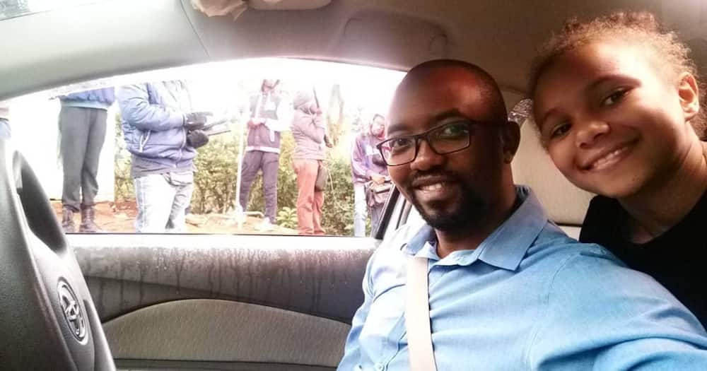 Njoro wa Uba discloses he's dating, says bae isn't bothered with female fans' advances