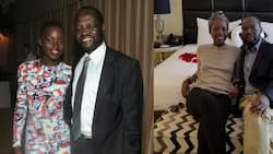 Siri yafichuka, Prof Nyong'o atoboa kinachomfanya Lupita kuja na kutoka kisiri nchini