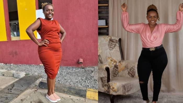 "Njugush's Wife Celestine Ndinda Flaunts Hot Body: ""Kidogo Nitavaa Crop Top"""