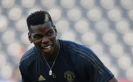 Pogba finally reveals why he did not celebrate Man United's stunning victory against Juventus