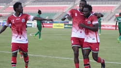 Harambee Stars warm up for upcoming qualifiers with 1-0 win over South Sudan