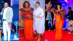 Rose Muhando Performs During Concert at Rev Lucy Natasha's Nairobi Church