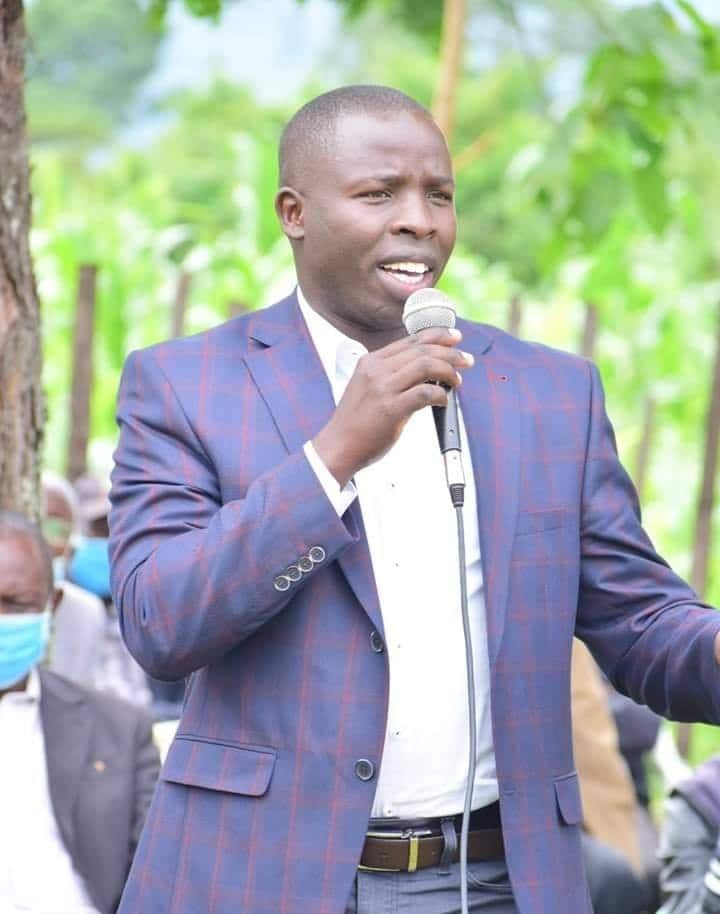 Nandi governor Stephen Sang denies buying 50kg cement bag at KSh 9,100, says he used KSh 910