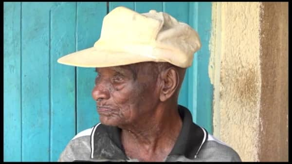 """136-year-old Nyeri man shares secrets to long life: """"Its God's favour"""""""