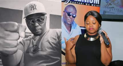 Mombasa music producer dumps wife after she hit him
