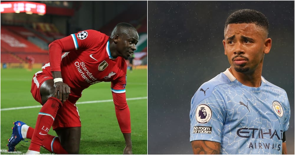Liverpool ace Sadio Mane tops list of top victims of VAR