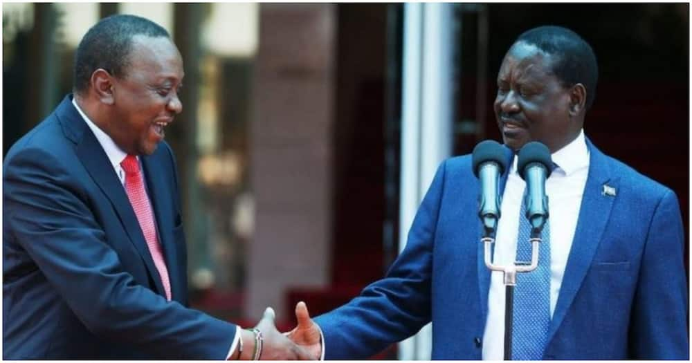 Is the handshake intact? Raila's recent attacks on Uhuru's gov't raises eyebrows