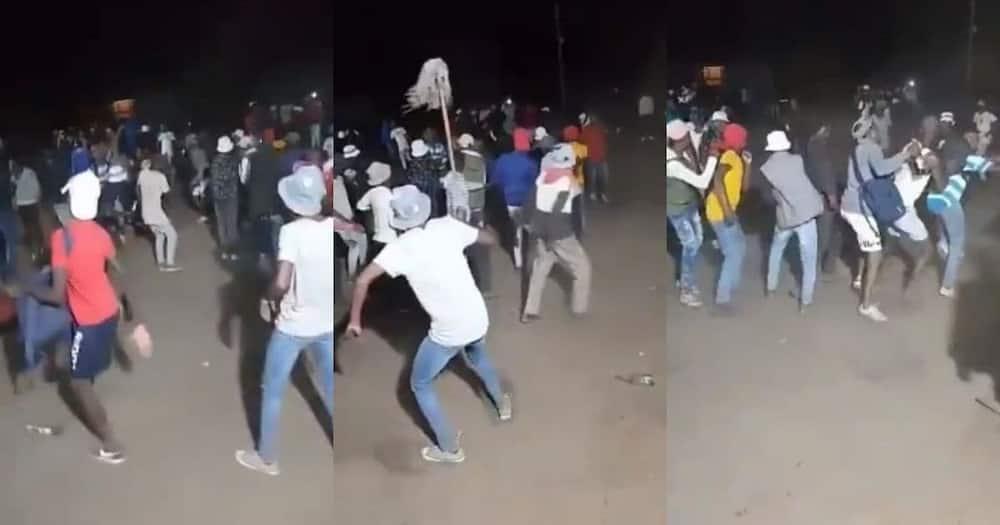 Video ya majamaa wakijipa raha bila kuwepo kwa wanawake yasisimua mitandao