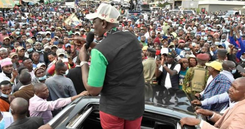 William Ruto's track record since 2013 proves he is Kenya's chief tribalist