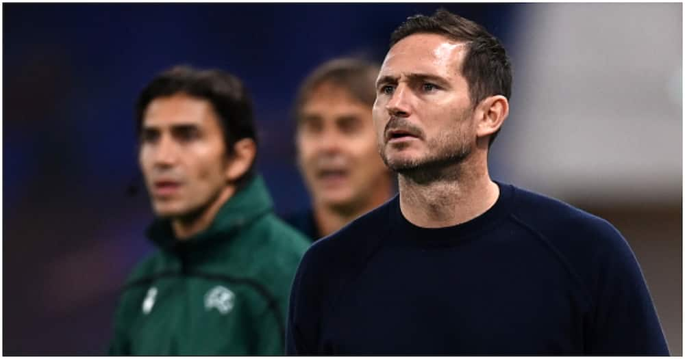 Lampard reacts to Man United's win over PSG ahead of Chelsea's Old Trafford trip