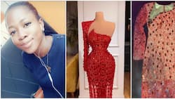 What I ordered vs what I got: Lady cries out over ugly dress tailor charged KSh18k