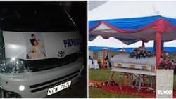 Mazishi ya Mariam Kigenda na Amanda yafanyika Makueni