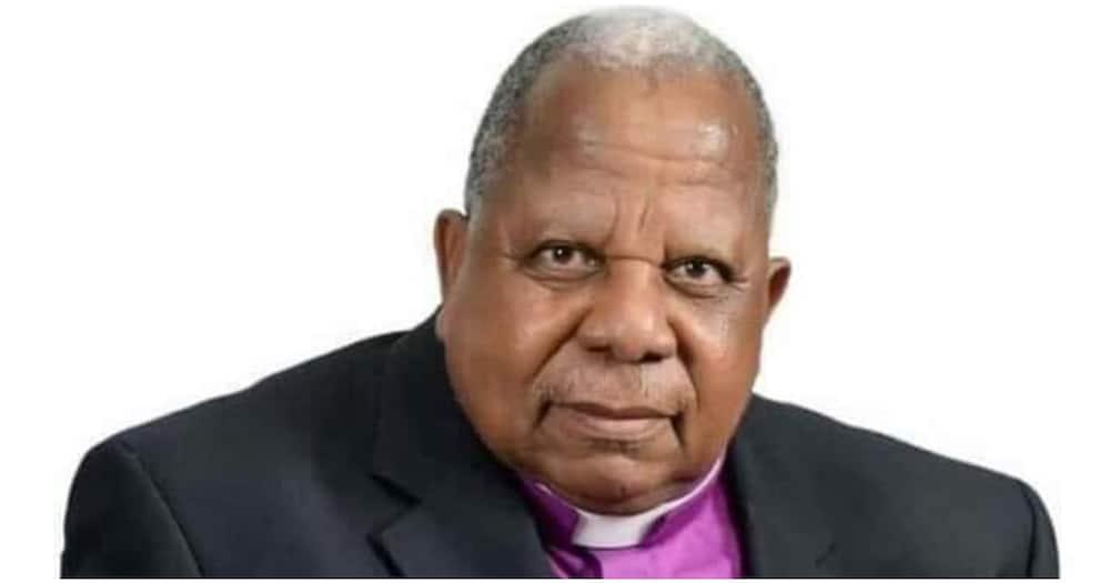 The Lord's Gathering Fellowship Bishop Morris Mwarandu. Photo: Musalia Mudavadi.