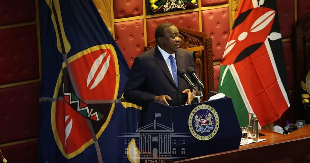 Rais Uhuru asema BBI ni daraja la kuwafikisha Wakenya katika nchi ya ahadi