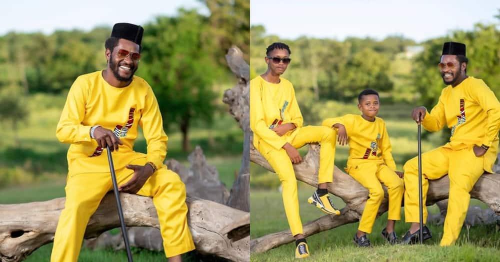 Muigizaji Njoro ajilaumu kwa kifo cha mke wake wa kwanza, asema alimfukuza