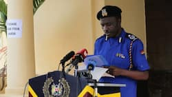 Police Spokesperson Bruno Shioso Advises Kenyans to Report Rogue Officers to Police Station