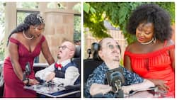 Kenyan Woman Susan Njogu Says Marrying Physically Challenged Australian Man Has Taught Her Patience
