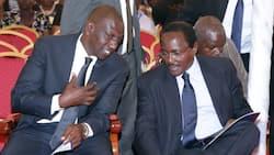Oscar Sudi Dismisses Claims William Ruto Is Funding Kalonzo to Break NASA