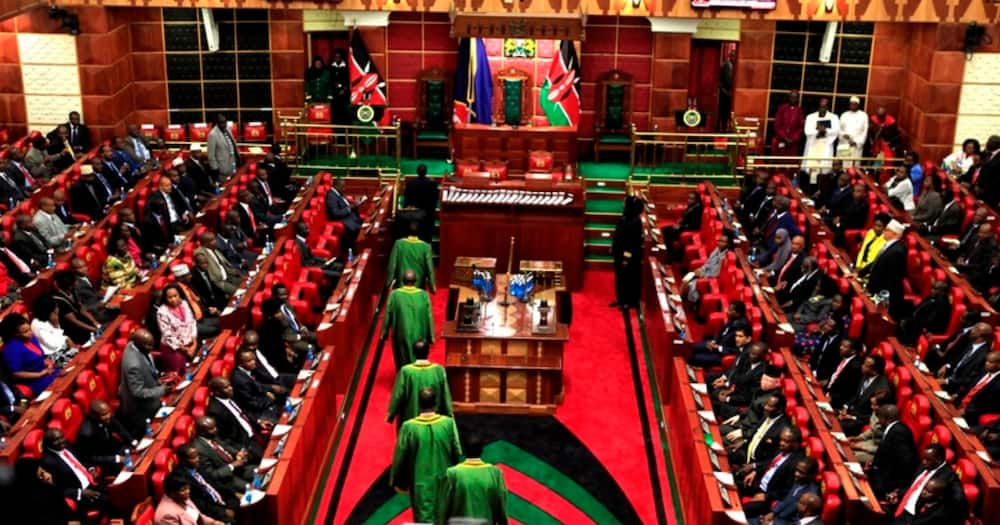 Members of Parliament in a past session. Photo: National Assembly.